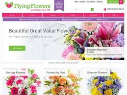 Flowers Online @ FlyingFlowers